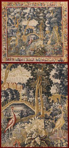 Tapestry De Rambouilletcm 161 x 148ft 5'3 x 4'9  - Cod:: 141500939897