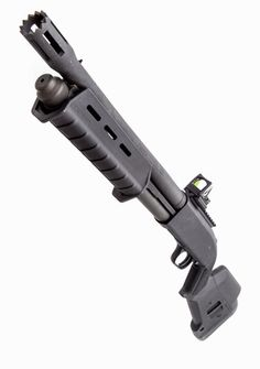 Magpul recently announced they are now shipping their accessories for the Mossberg 500/590/590A1 line of shotguns that they debuted at the 2013 SHOT Show.