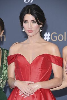 Jacqueline MacInnes Wood Photos Photos - Jacqueline MacInnes Wood attends the closing ceremony of the Monte Carlo TV Festival on June 2017 in Monte-Carlo, Monaco. Heather Tom, Jacqueline Macinnes Wood, Canadian Actresses, Bold And The Beautiful, Photo On Wood, Monte Carlo, Strapless Dress, Singer, Hair