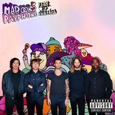 "Oh, you turned your back on tomorrow. 'Cause you forgot yesterday. // ""PAYPHONE"" by MAROON 5 ft. WIZ KHALIFA"