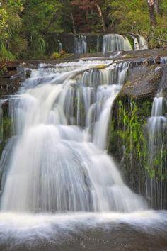 Boyd Creek Falls wat