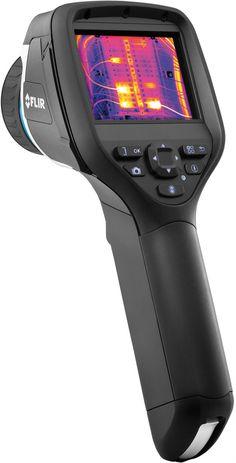 FLIR E40 (thermal imager)