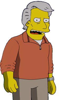 Harlan Ellison Simpsons Characters, Fictional Characters, Harlan Ellison, Old School Cartoons, The Simpsons, Bart Simpson, Writers, Tv, Board