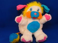 Popples!  I think I had this one.