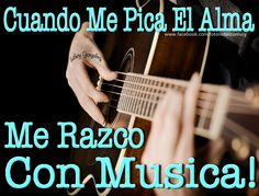 LA MUSICA ES EL ARTE MAS DIRECTO. ENTRA POR EL OIDO Y VA AL CORAZON! QUE HOY SEA UN DIA CON GRAN MELODIA TE DESEA LUCY!