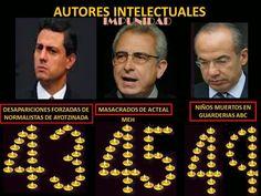 A merced de Ladrones... el pueblo de México... ¿Con cuanto se palmo el CHAPO Guzmán? SI AL: #ParoPopular NACIONAL el miércoles 14 de octubre de 2015. NO CONSUMIR, NO TRABAJAR, NO ESTUDIAR.