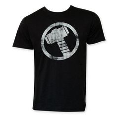 Thor Circle Logo Custom,Men's Adult T-Shirt,Men's Gildan T-shirt,Custom T-shirt,Cheap T-shirt,T-shirt Print,Cheap Tees