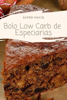 Bolos Low Carb, Bolo Fit, Cake Bars, Atkins, Low Carb Keto, Desserts, Food, Stuffing Recipes, Other Recipes