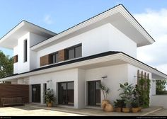 The Intent Of Home Exterior Design And Home Exterior Ideas Is Two Fold. On  The Level Of Aesthetics, Home Exterior Design Provides An Exter.