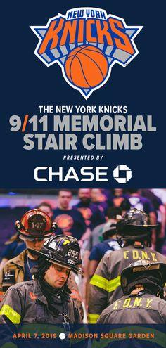 2019 New York Knicks 9 11 Memorial Stair Climb - National Fallen  Firefighters Foundation 76e4c499e