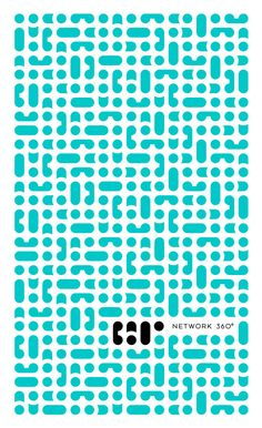 NETWORK 360 logo Company Logo, Graphic Design, Poster, Billboard, Visual Communication