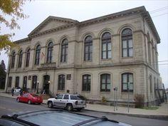 U.S. Post Office - Ogdensburg, NY - U.S. National Register of ...