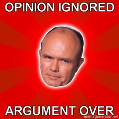 Everybody's favorite smart guy Red Forman