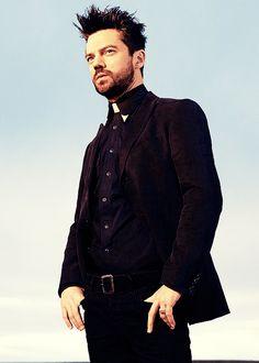 Dominic Cooper | Preacher #amc #preacher #modernistablog