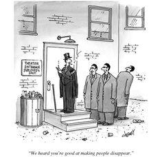 Cartoons from the Issue of May 5th, 2014 : The New Yorker