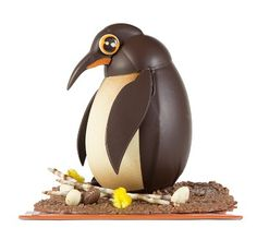 Mona pingüino | Chocolat Factory (Barcelona)