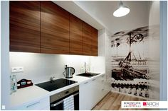 Kuchnia styl Nowoczesny - zdjęcie od Borowczyk Architekci - Kuchnia - Styl Nowoczesny - Borowczyk Architekci