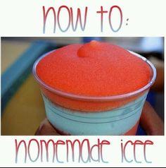 How-to-make-a-homeade-icee