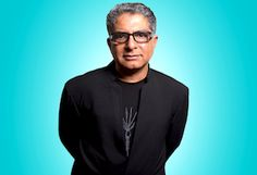 """""""3 Things Standing Between You and Perfect Health"""" by Deepak Chopra for Oprah Magazine. The founder of the Perfect Health Program and related 21-Day Meditation Challenge explains how we need to reformulate our lives—physically and emotionally—to become happier."""