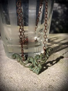 The Heather Gate Necklace - $20