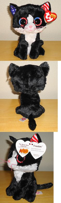 Current 438  Ty Beanie Boos Freedom The Cat 6 Mwnmt Cracker Barrel Exclusive  -  BUY IT NOW ONLY   11.9 on eBay! 726ea8197ac2