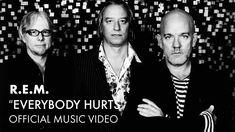 """""""De Música Suave"""" Un espacio para relajarse Radio Bar Adentro Todos los Lunes a partir de las 18:00 (hora Colombia) http://baradentro.playtheradio.com  R.E.M. - Everybody Hurts (Official Music Video)"""