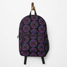 Different Styles, Fashion Backpack, Clutches, Colorful, Backpacks, Printed, Logos, Awesome, Music