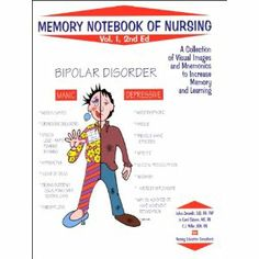 Memory Notebook of Nursing -- this series of books provides the source of most of the nursing mnemonics on Pinterest.