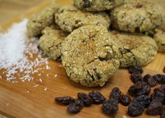 Gluten Free Coconut Quinoa Cookies