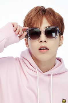 Minseok,why so handsome?