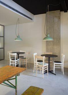 Magasand // Sandwich bar // Madrid // C/Columela, 4