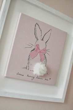 Some Bunny loves you drawing with tail. So cute!!
