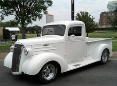 37 Chevy Pickup