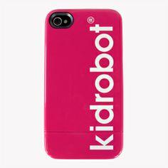 Kidrobot Logo iPhone 4(s) Case