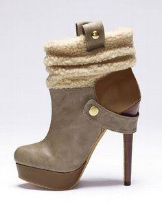 Colin Stuart NEW! Fur-trim Bootie #VictoriasSecret http://www.victoriassecret.com/sale/20-percent-off-colin-stuart-boots/fur-trim-bootie-colin-stuart?ProductID=70809=OLS?cm_mmc=pinterest-_-product-_-x-_-x
