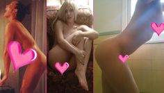 Scandalous Selfies! 10 Celebs Who Have Posted Naked Photos Of Themselves | Radar Online