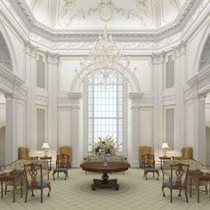 Philadelphia Pennsylvania Temple - Celestial Room