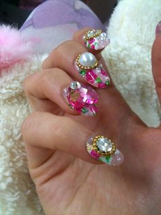 Japanese Nail Art Inspiration 07