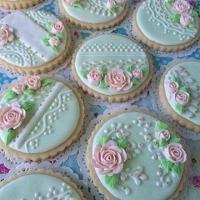 Outro Projeto de Cookies casamento
