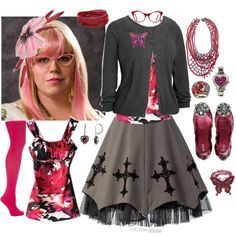 gracia by sterlingkitten on Polyvore