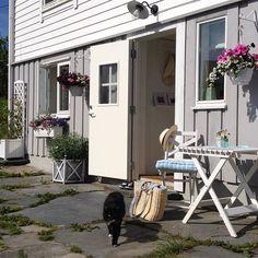 Shabby and Charme: A Bergen una fantastica casa affacciata sul fiordo...