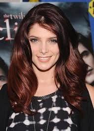 dark cherry hair color google search - Auburn Coloration