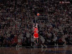add54ac4e Michael Jordan - Game 6 of the NBA Finals. June 14th