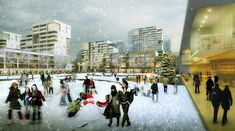 Minsk Forest City | Minsk Belarus | Sasaki Associates « World Landscape Architecture – landscape architecture webzine