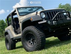 2017 Jeep Wrangler JK 17x9 -12mm Tactik D Window 2017 Jeep Wrangler, Monster Trucks, Window, Windows