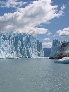 """Glaciar Perito Moreno"" - Santa Cruz."