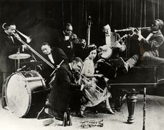 King Oliver's Creole Jazz Band, ca. 1923