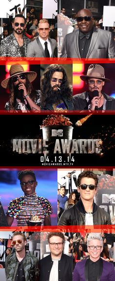 Celebs Share Eyewear Love at the MTV Movie Awards: http://eyecessorizeblog.com/?p=5718