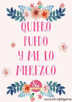 Sie - Art & Craft: ♥be happy Me Quotes, Qoutes, Motivational Quotes, Inspirational Quotes, Cool Words, Wise Words, More Than Words, Spanish Quotes, Positive Quotes