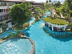 Padma Hotel Bali - my Other choice for accommodation if we snag a bargain!